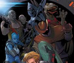 Legendary Star Lord 6 Cover