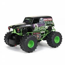 New Bright 1:24 Scale R/C Monster Jam Grave Digger   Shop Your Way ... New Bright 124 Scale Rc Monster Jam Grave Digger Shop Your Way Amazoncom 61030g 96v Car Review Youtube 1530 Pops Toys Gizmo Toy Rakuten 143 Remote Control The Pro Reaper Is Chosenbykids And This Mom Money Truck Unboxing Trucks New Bright Automobilis D2408f 050211224085 Knygoslt Ff Maxd 110 Buy Black Vehicle Max Din Brutus 1 8 Play In All Terrain Powerful