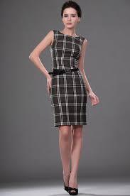 modele de robe de bureau edressit style sleeveless office dress cocktail dress