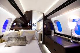 Inside world s biggest private jet that costs £55million and es