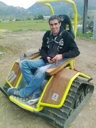 fauteuil tout terrain electrique kocoriko vivre métier malgré handicap