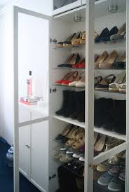 My Ikea Billy shoe closet and lots of shoes Tatiana s Delights