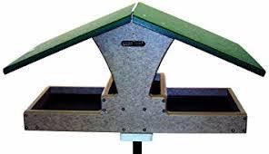 Amazon Birds Choice Double Decker Hopper with Platform with
