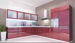 Modern Kitchen In Raipur Chhattisgarh India