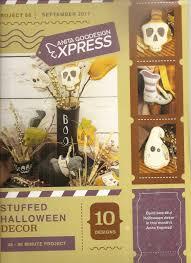 Halloween Express Charlotte Nc by Anita Goodesign Express Stuffed Halloween Decor 079673012382