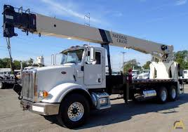 26t National 9125A Boom Truck Crane SOLD Trucks & Material Handlers ...