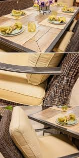 Agio Patio Furniture Touch Up Paint by 92 Best Patio Furniture Deep Seating Images On Pinterest