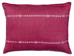 Coral Colored Decorative Items by Coral And Tusk Embroidered Decorative Pillows