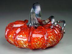 Blown Glass Pumpkins Boston by Hand Blown Glass Art Purple Pumpkin Oneil 3208 Blown Glass Art