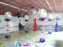 decoration pour anniversaire décoration salle anniversaire 3 design