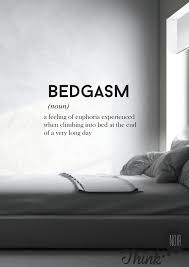 Bedroom Quote Wall Decal With Letters Vinyl By ThinkNoir