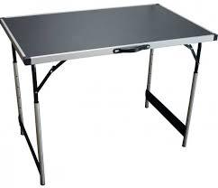 carrefour chaise pliante carrefour table pliante télescopique avec poignée de transport à