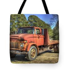 100 1965 Ford Truck For Sale F600 Snub Nose Commercial Tote Bag For By Reid
