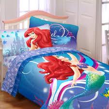 buy disney little mermaid ariel twin comforter and twin sheet set