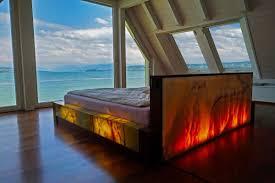 natursteinbett für besseren schlaf