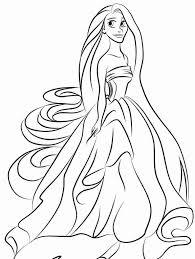 Disney Princess Coloring Pages Rapunzel 9 771x1024