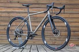 autre cadre vélo titane sur mesure cycles découvertes et