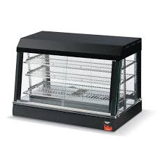 100 Countertop Glass Vollrath 40734 36 SelfService Heated Display Case W Straight 3 Shelves 120v