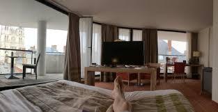 chambre amiens suite cathedrale 60m2 plus chambre de l hotel photo de
