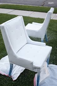 DIY: SPRAY PAINT VINYL CHAIRS - WithHEART Fniture Original Stackable Chairs With Arms Hon Pagoda Series 24725 Prospect Upholstered Vinyl Armchair In White D2d Vintage Chrome And With Ottoman Ebth My Passion For Decor A Much Need Update An Old Chair Kessel Gray Froy Httpdocommodwayftureamishdgvylarmchairin Seat Reupholstering How To Upholster Diy Mid Century Modern By Indiana Co Batchelors Way Office Redo To Reupholster A That I Modterior Ding Room Lippa 53038 Key Store Arm Chair Fabric Ding Eei1595 Room Set Va