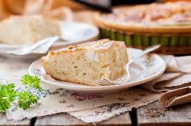 cremiger quarkkuchen mit keksboden und mandarinen foodtempel