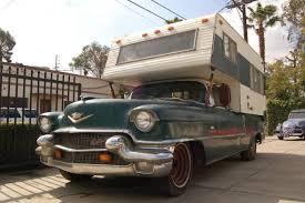 1956 Cadillac Sedan DeVille Camper For Sale EBay