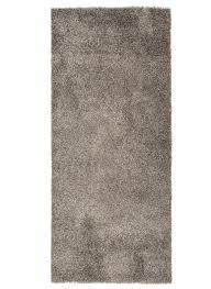 essence teppich läufer flur brücke shaggy hochflor langflor grau einfarbig weich modern design korridor schlafzimmer ökotex