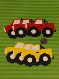 Monster Truck Themed Set Of 20 3