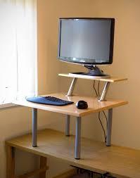 Standing Desks Ikea Adjustable Computer Desk Ikea Unique Adjustable Height Computer Desk