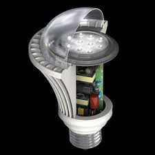 how do led light bulbs work electrical engineering stack exchange