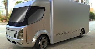 100 Electric Trucks CityFreighter XPO Jointly Pursuing Lastmile Electric Trucks