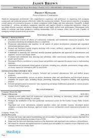 Construction Project Manager Resume Examples Heavy Equipment Operator Functional Skills