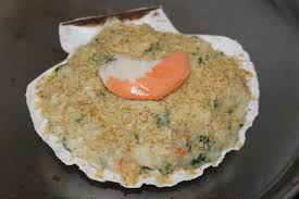 cuisiner les coquilles st jacques surgel馥s la cuisine de bernard coquilles jacques à la brestoise