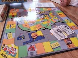 Homestead Annie Educational Board Games