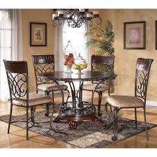 Ortanique Dining Room Chairs by Wonderful Decoration Ashley Round Dining Table Fashionable Design