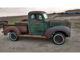 1946 Dodge 1/2 Ton Pickup For Sale   ClassicCars.com   CC-1031492 1946 Dodge Truck Restored With Dcm Classics Help Blog Pick Up Youtube For Sale Fully Power Wagon Truck Custom Kustom 391947 Trucks Hemmings Motor News Power For Sale Near O Fallon Illinois 62269 Pickup 100794890 Chickenfoot Trux Pinterest Overview Cargurus Page 47 Transmission Upgrade Antique Automobile 1949 B1 Gateway Classic Cars 79sct Sale Classiccarscom Cc939272 2019 Ram 1500 Detroit Auto Show Pickup History