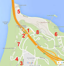 Little Five Points Halloween Parade Parking by 2017 Golden Gate Bridge Parking Guide Oursausalito Com