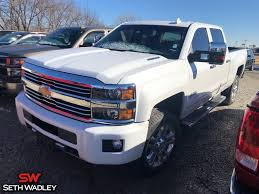 Used 2015 Chevy Silverado 2500HD High Country 4X4 Truck For Sale In ...