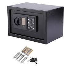coffre fort de bureau coffre fort boîte sûre en acier de bureau à la maison de serrure