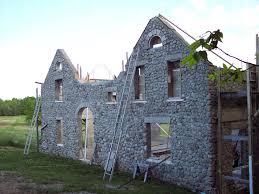 100 Fieldstone Houses Slipform Stone Building Q And A Building Stone Stone