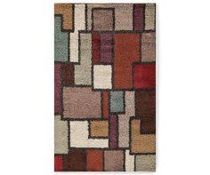 Living Colors Es Collection Camille Area Rug 5 x 6 5