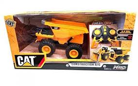 100 Cat Truck Toys CAT Construction RC Dump Argosy