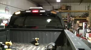 100 Truck Light Rack 02 Silverado Dually Back Wiring Part 2 Of 3 YouTube