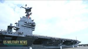 100 Aircraft Carrier Interior Exclusive An Inside Look At USS Gerald R Ford Americas Newest