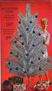 Vintage Aluminum Christmas Tree And Color Wheel Original Boxes Click To Expand
