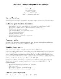 Objective On A Resume Examples Career Objectives For Sample Download General