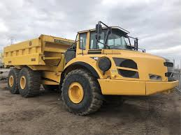 100 Articulated Trucks Volvo A40F Construction Equipment Volvo CE