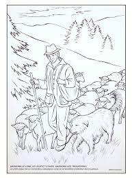 Dessins Gratuits à Colorier Coloriage Mouton à Imprimer