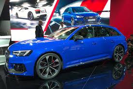 New Audi RS4 Avant goes on sale
