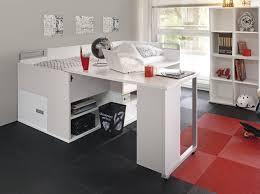 lit et bureau enfant des lits modulables pour les enfants décoration